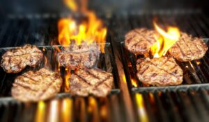 barbeque safety tips from Klein Property Management